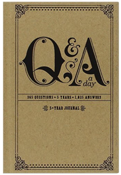 Q&A a Day: 5-Year Journa
