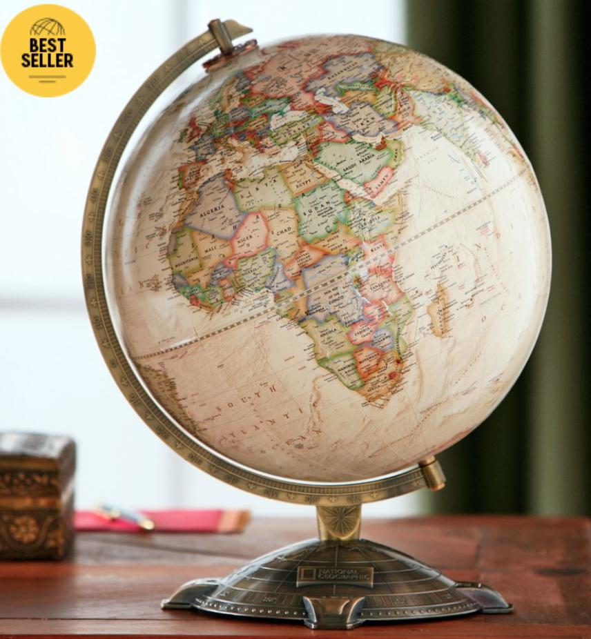 National Geographic Allanson Globe
