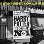 Newton, NJ Turns Into Diagon Alley – Or Does It?
